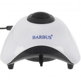 Barbus SB-830A Бесшумный компрессор с плавным регулятором мощности (1 канал 6л/мин, 5 Ватт )