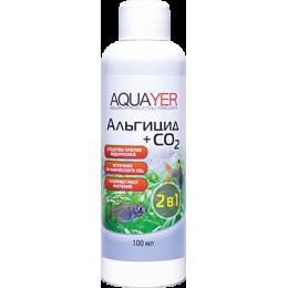 AQUAYER, Альгицид+СО2, 100 mL