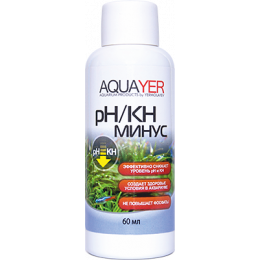 AQUAYER pH/KH минус 60 mL