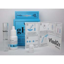 VladOx gH тест - профессиональный набор для измерения общей жесткости
