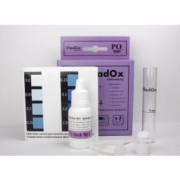 VladOx PO4 тест - профессиональный набор для измерения уровня фосфатов (PO4) в воде