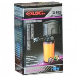 XILONG XL-F008 Фильтр внутренний 15Вт, 1000л/ч, h=1м