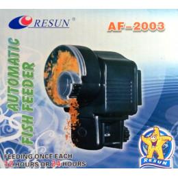 Автокормушка для аквариума Resun AF-2003