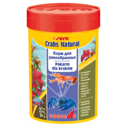 S526 SERA Crabs Natural 100ml/30g (0556)
