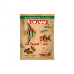 DAJANA WEEKEND FOOD 80мл/20г